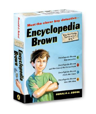 Encyclopedia Brown By Sobol, Donald J.